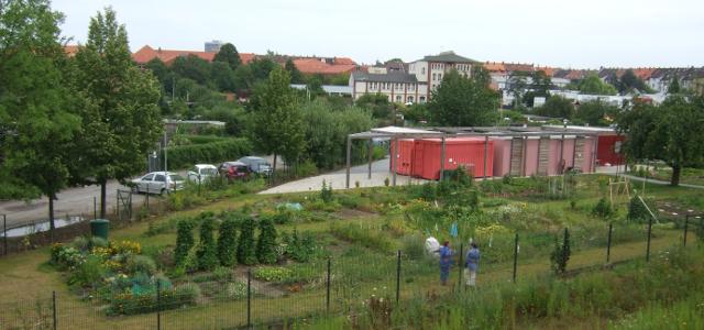 WestRing-Impressionen: Garten ohne Grenzen