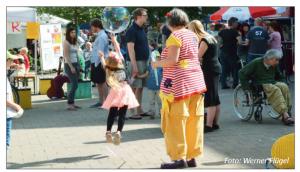 31. Stadtteilfest auf dem Frankfurter Platz @ Frankfurter Platz, 38118 Braunschweig