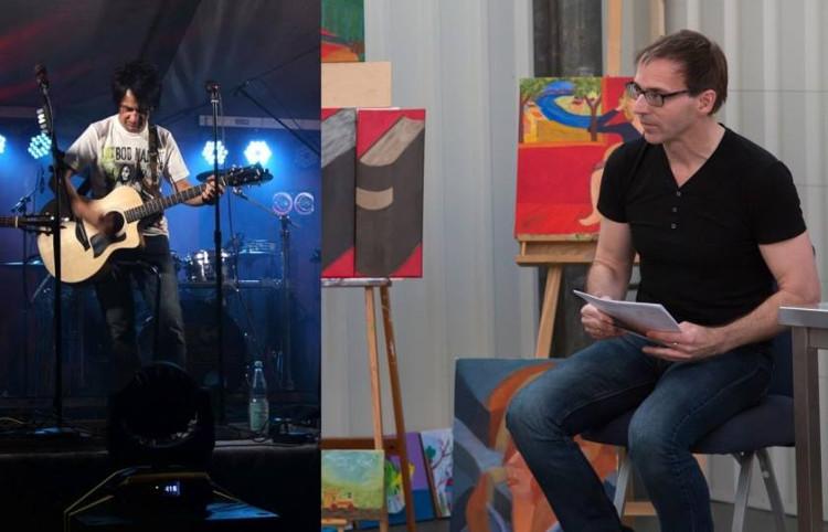 Wiegand und Finger live im Mokkabär @ Kulturcafé Mokkabär, Frankfurter Platz 266, 38122 Braunschweig