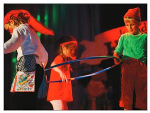 """Kinder-Mitmach-Zirkus """"Hallöchen"""""""