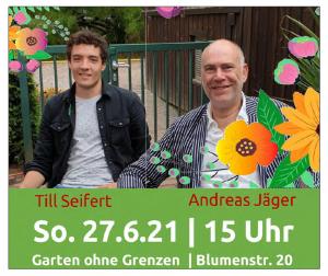 Es grünt so grün, wenn Spaniens Blüten blühen @ AWO-Garten ohne Grenzen, Blumenstr. 20, 38118 Braunschweig